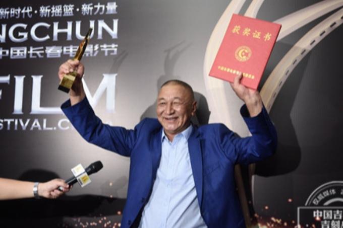 Қандасымыз қытай кинофестивалінде ең үздік актер атанды