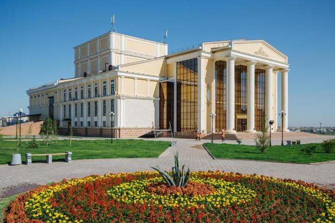 Kazakh Academic Drama Theater named after Zhumat Shanin