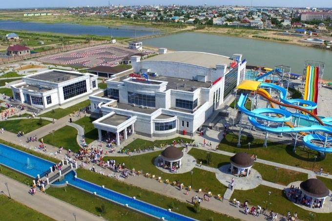 """Entertainment Complex of """"Aray Aquapark"""""""